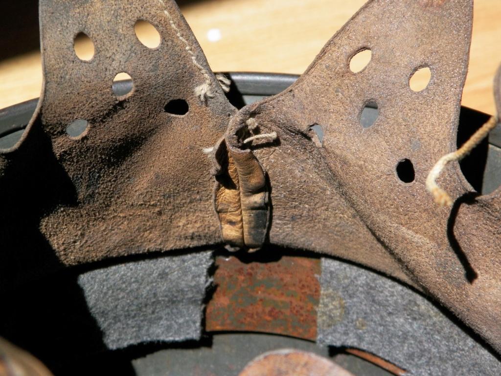 pour authentification casque waffen modèle 40 816