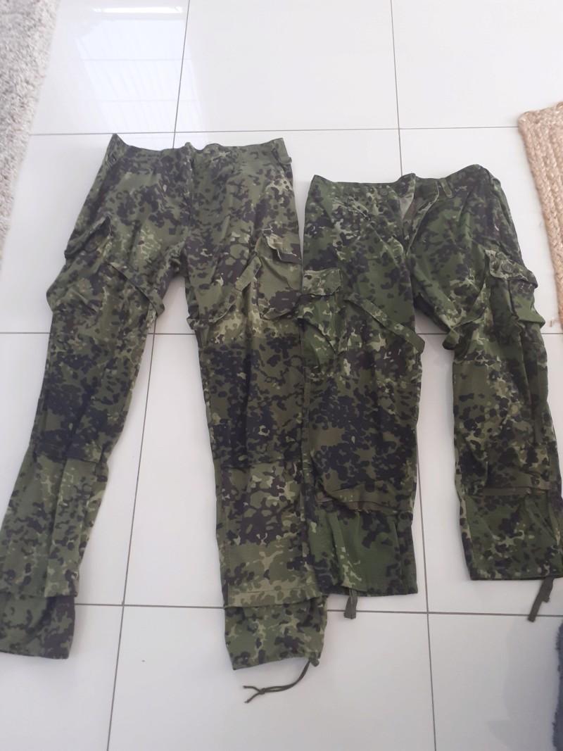 Tenue Danish xxl impeccable veste pantalon xxl et xl plus veste matelassée xxl. 100 20190813