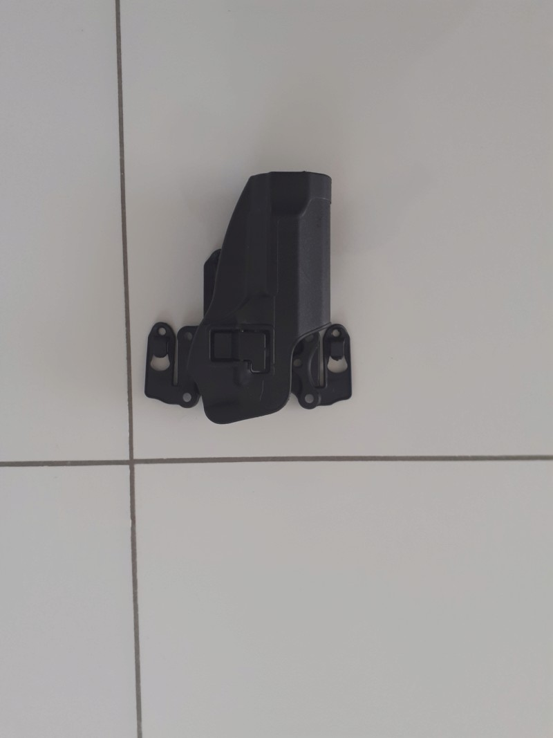 Holster cuisse M9 impeccable 15 Holster passant molle M9 10 20190821