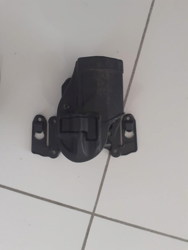 Holster Fobus de ceinture pour glock 15 Holster pour px4 passant molle 10 20190822