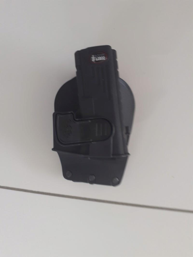 Holster Fobus de ceinture pour glock 15 Holster pour px4 passant molle 10 20190823