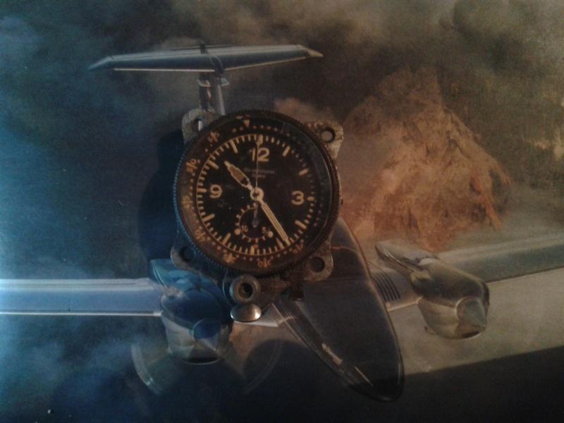 Les montres d'aéronef Type 20 de Zenith  2016-010