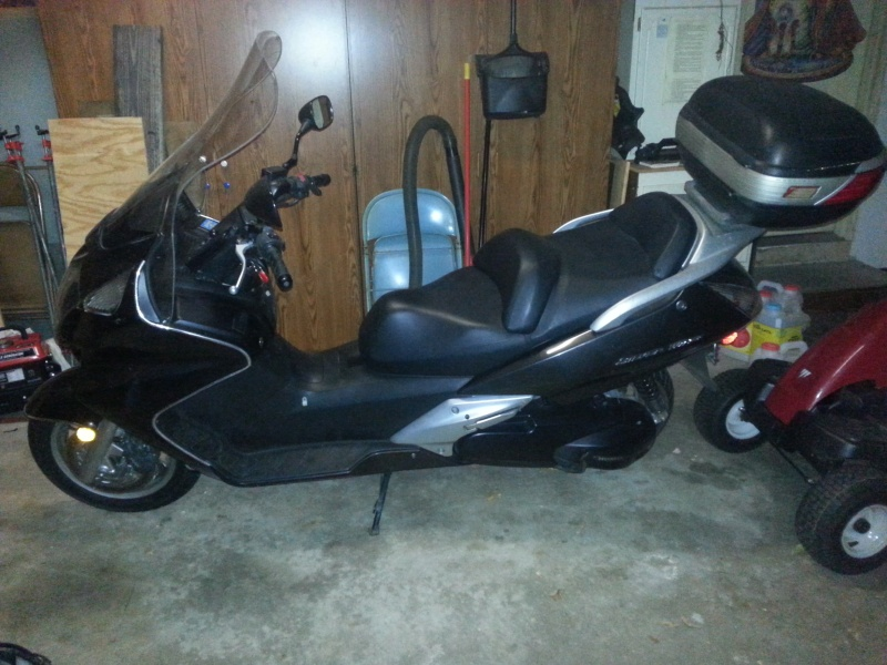New member 2008 Silverwing bought used with 3846 miles 08_swi10