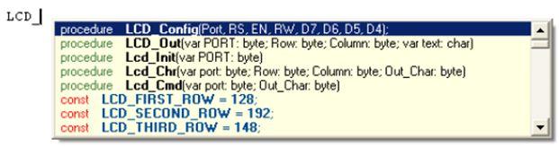 """مع المترجم """"ميكروباسكال"""" mikroPASCAL الذى يجعل برمجة الميكروكونترولر PIC أكثر سهولة : 314"""