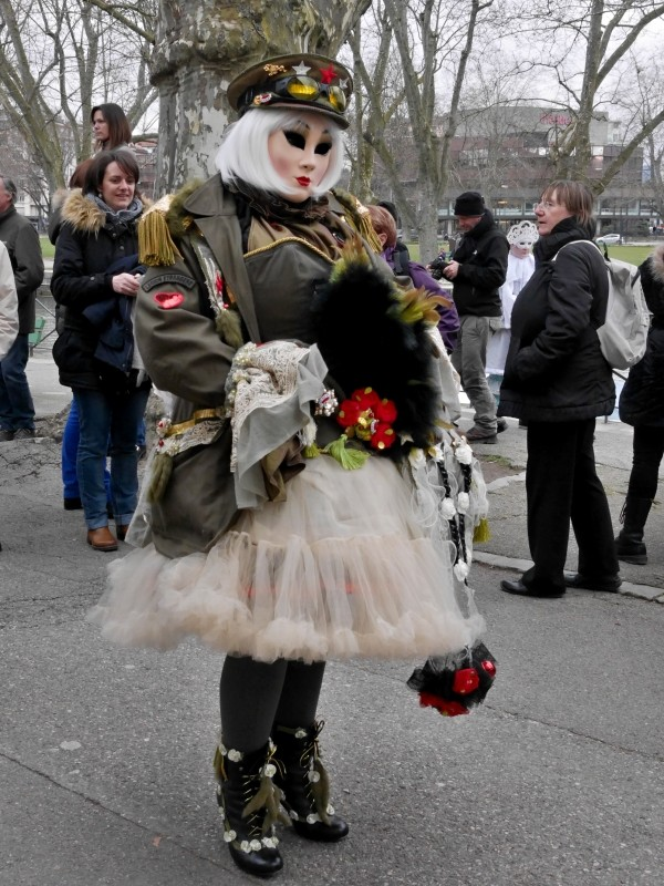 Carnaval Vénitien Annecy 20-21 février2016+ajout Photos P1100610