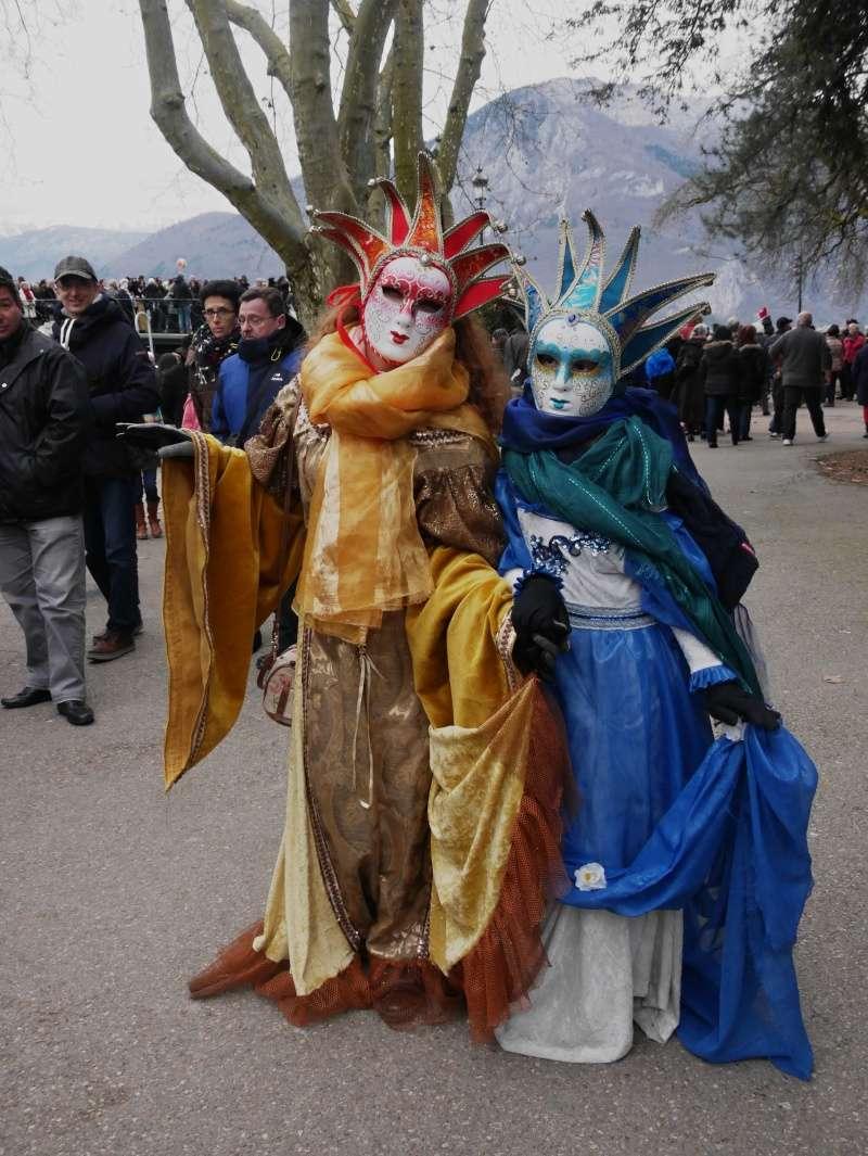 Carnaval Vénitien Annecy 20-21 février2016+ajout Photos P1100611