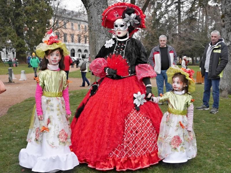 Carnaval Vénitien Annecy 20-21 février2016+ajout Photos P1100718