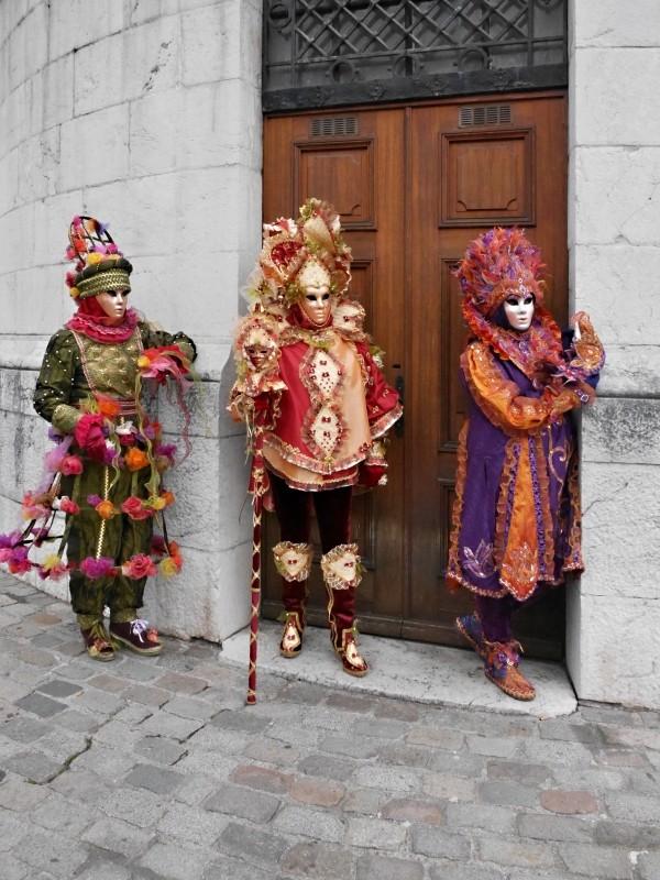 Carnaval Vénitien Annecy 20-21 février2016+ajout Photos P1100723