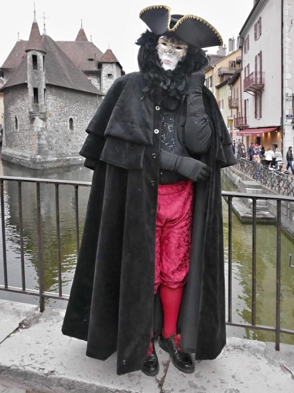 Carnaval Vénitien Annecy 20-21 février2016+ajout Photos P1100724