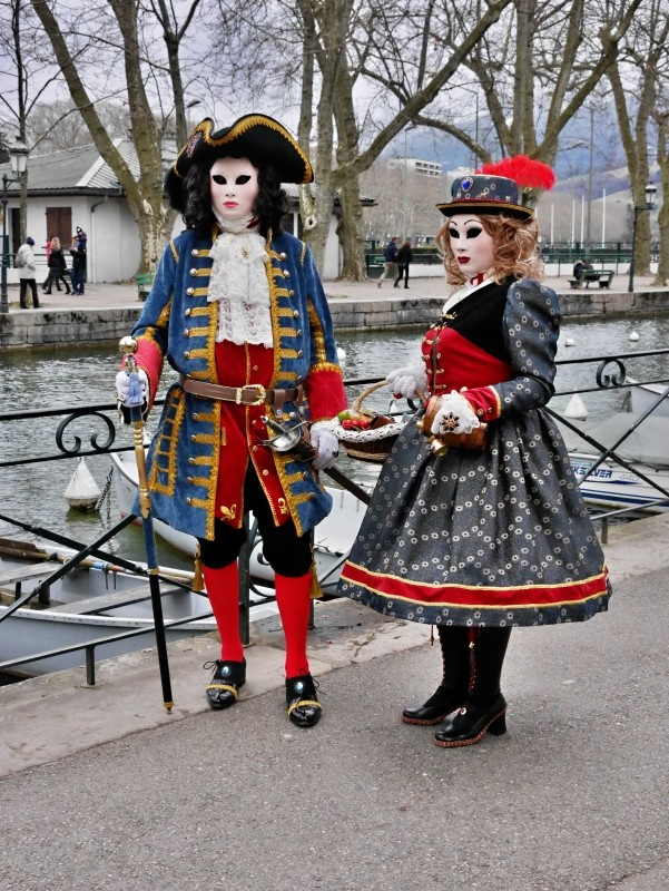 Carnaval Vénitien Annecy 20-21 février2016+ajout Photos P1100812