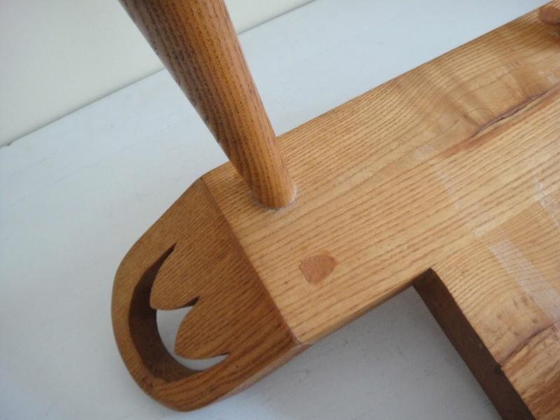 scandinavian milking stool Scandi13