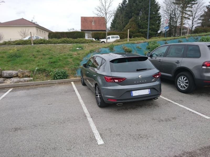 Seat Leon Cupra 280 - DSG6 - Gris Pyrénéen  Cupra_14