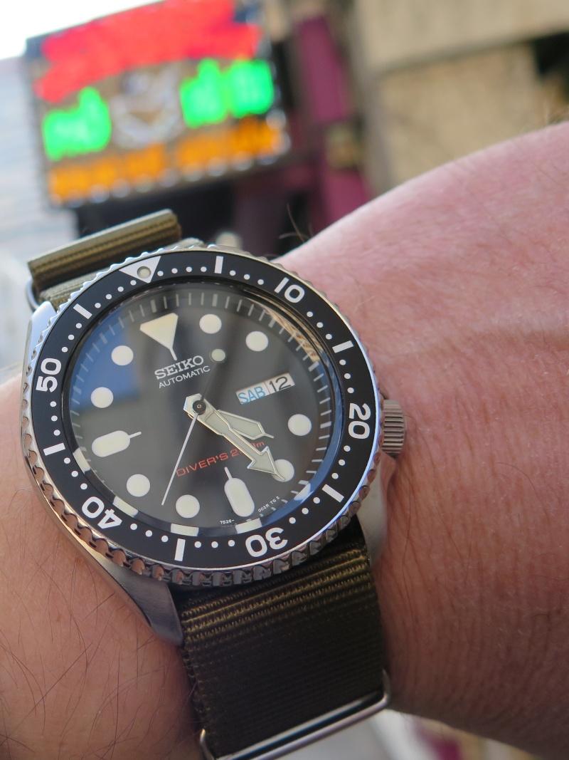 Votre montre du jour Samedi10