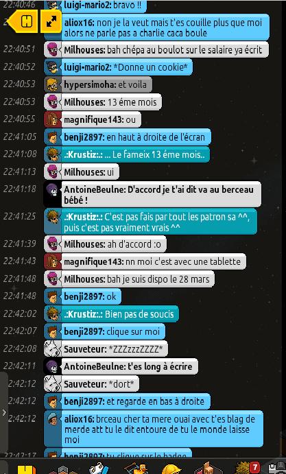[.:Krustiz:.] Les Rapports d'Action RP.  Milhou17