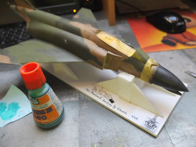 Le F4 C en camo guerre du Vietnam... - Page 5 Dscf4017