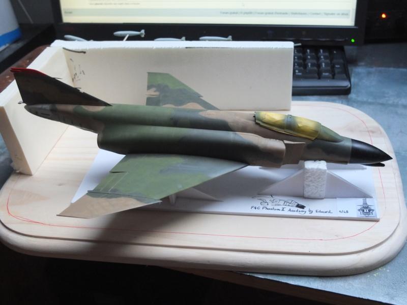 Le F4 C en camo guerre du Vietnam... - Page 5 Dscf4020