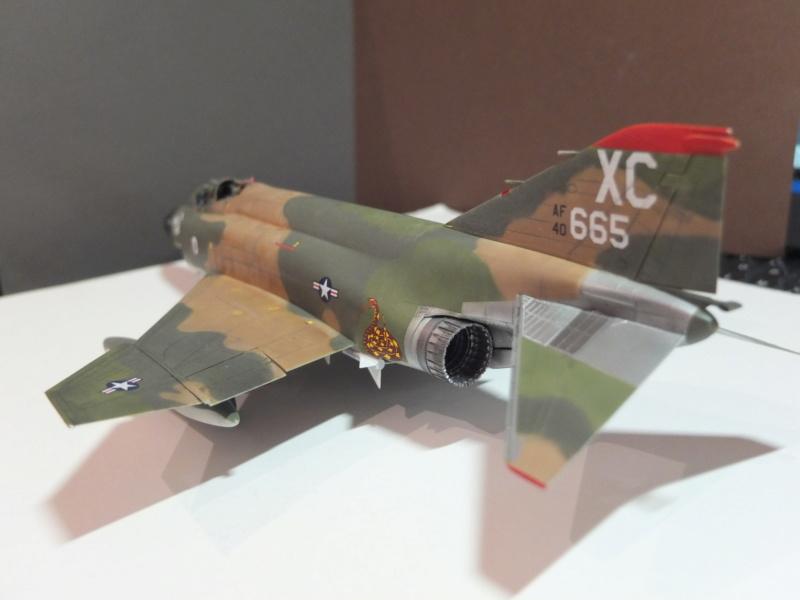 Le F4 C en camo guerre du Vietnam... - Page 9 Dscf4319