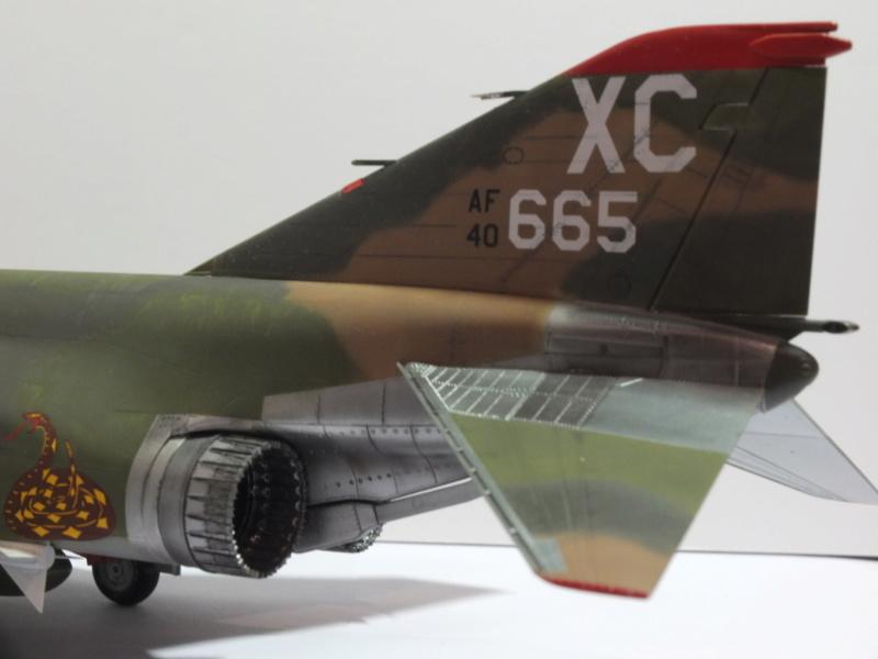 Le F4 C en camo guerre du Vietnam... - Page 9 Dscf4325