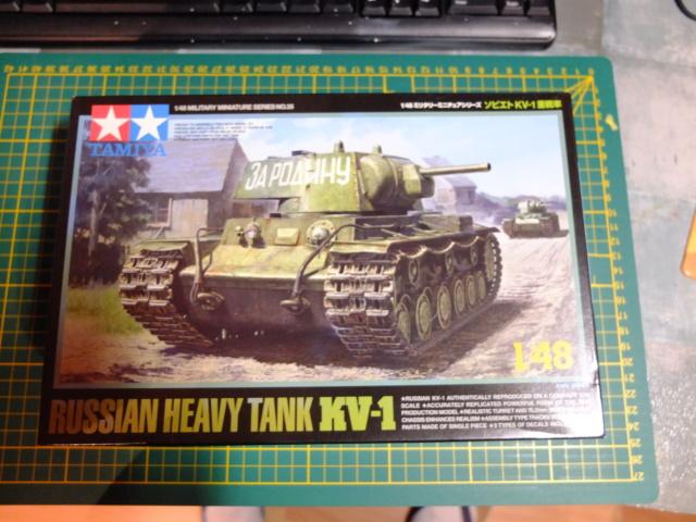 KV1 Tamiya 1/48 Dscf4610