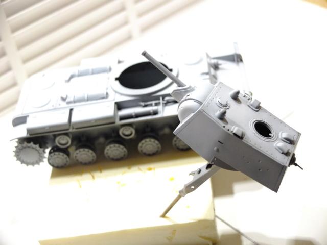 KV1 Tamiya 1/48 Dscf4615