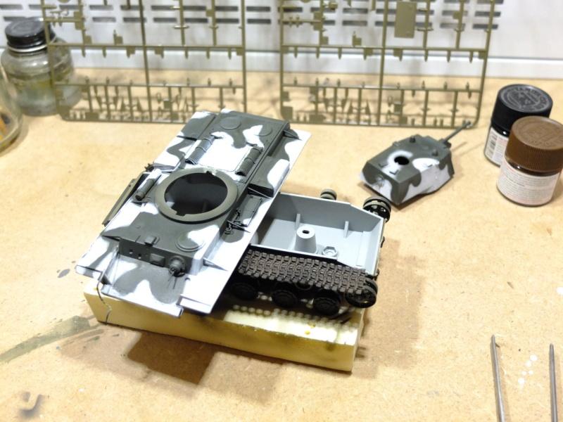 KV1 Tamiya 1/48 Dscf4618