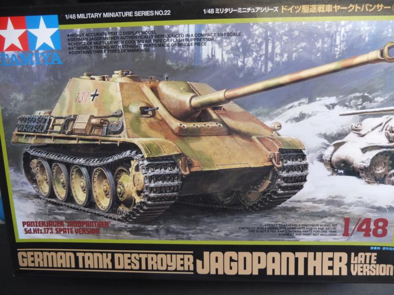 Jagdpanther, le chasseur de chars... Dscf5914