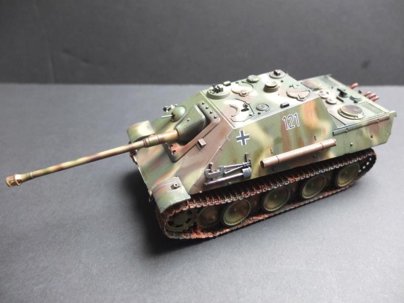 Jagdpanther, le chasseur de chars... Dscf5916