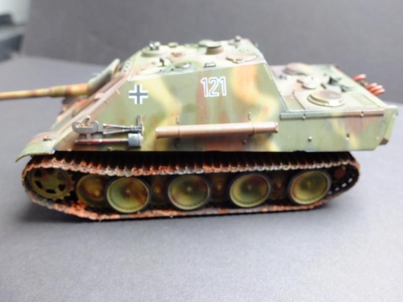 Jagdpanther, le chasseur de chars... Dscf5917