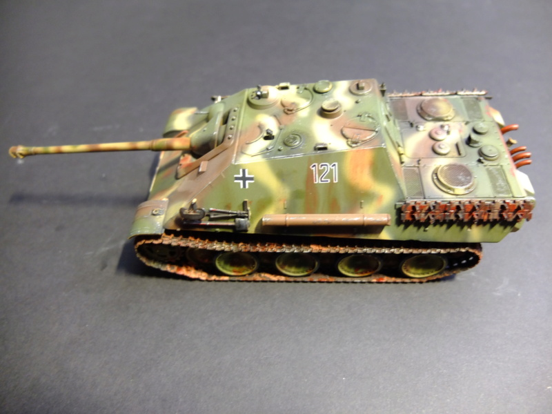 Jagdpanther, le chasseur de chars... Dscf5919