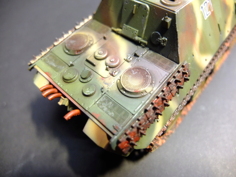Jagdpanther, le chasseur de chars... Dscf5920
