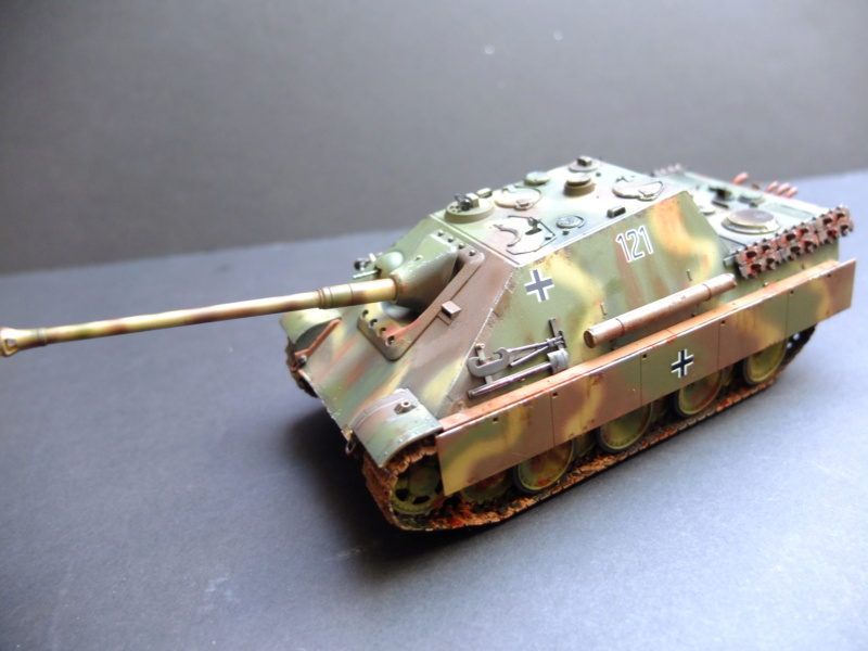 Jagdpanther, le chasseur de chars... Dscf5921