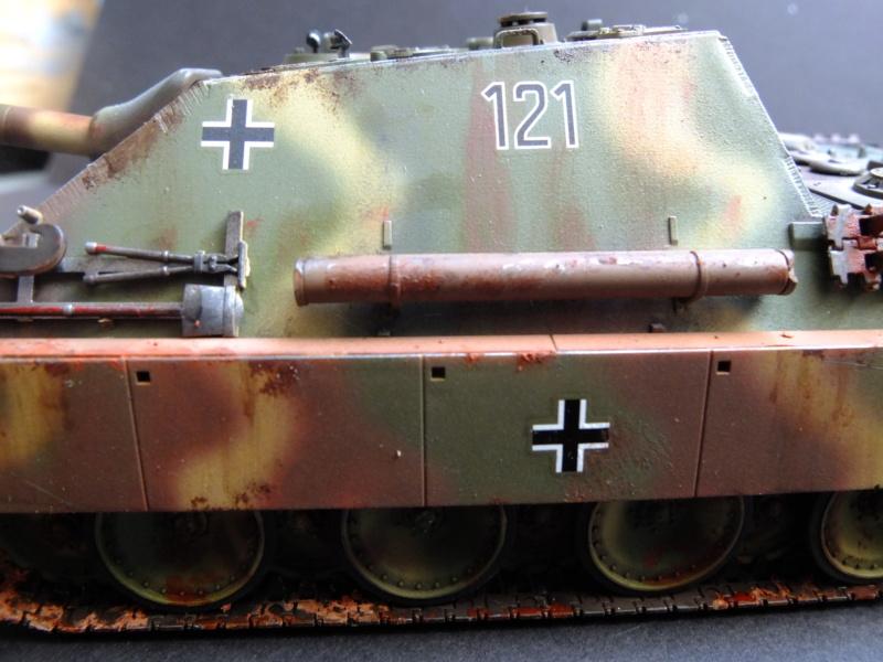 Jagdpanther, le chasseur de chars... Dscf5923
