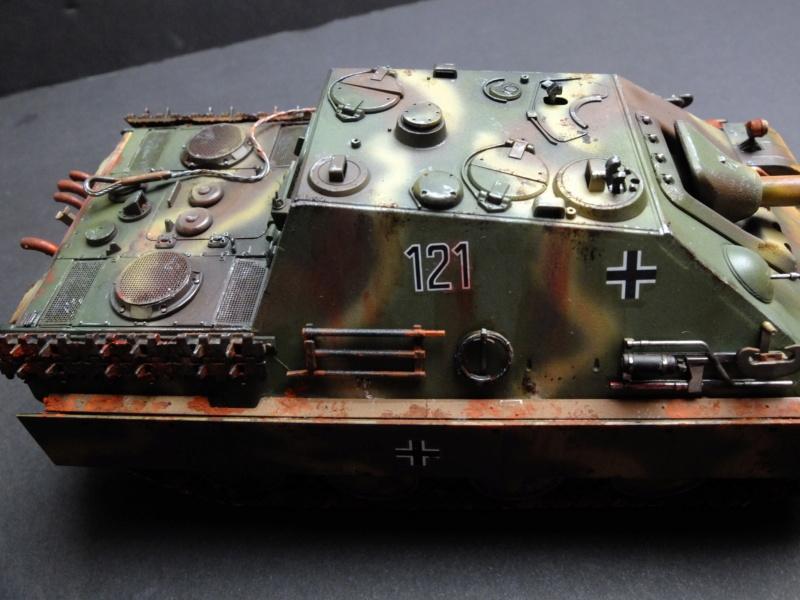 Jagdpanther, le chasseur de chars... - Page 2 Dscf5924