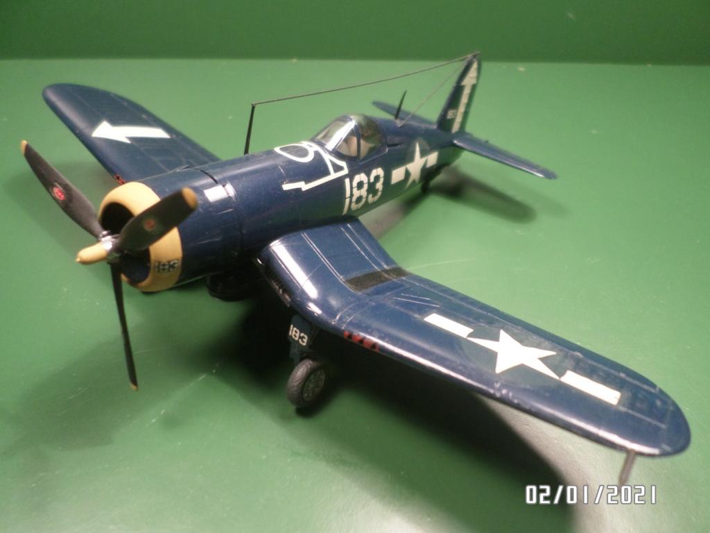 [ ITALERI ]  Chance Vough  F4U-7   Corsair  Sam_3111
