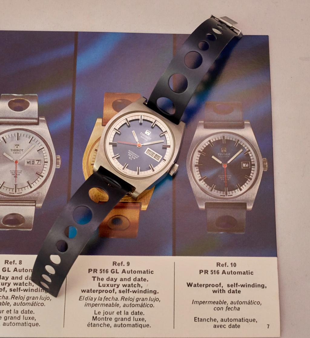 Breitling - Montres, publicités, catalogues vintages, marions-les ! - Page 4 Tissot14