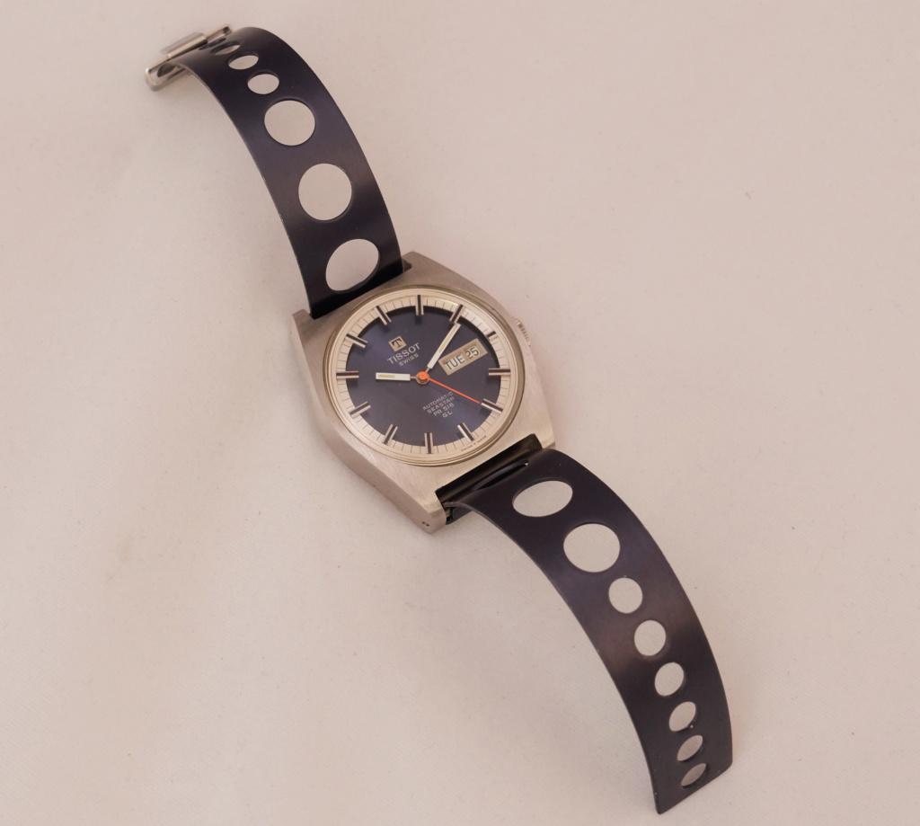 Feu de vos montres sur bracelet rallye Tissot17