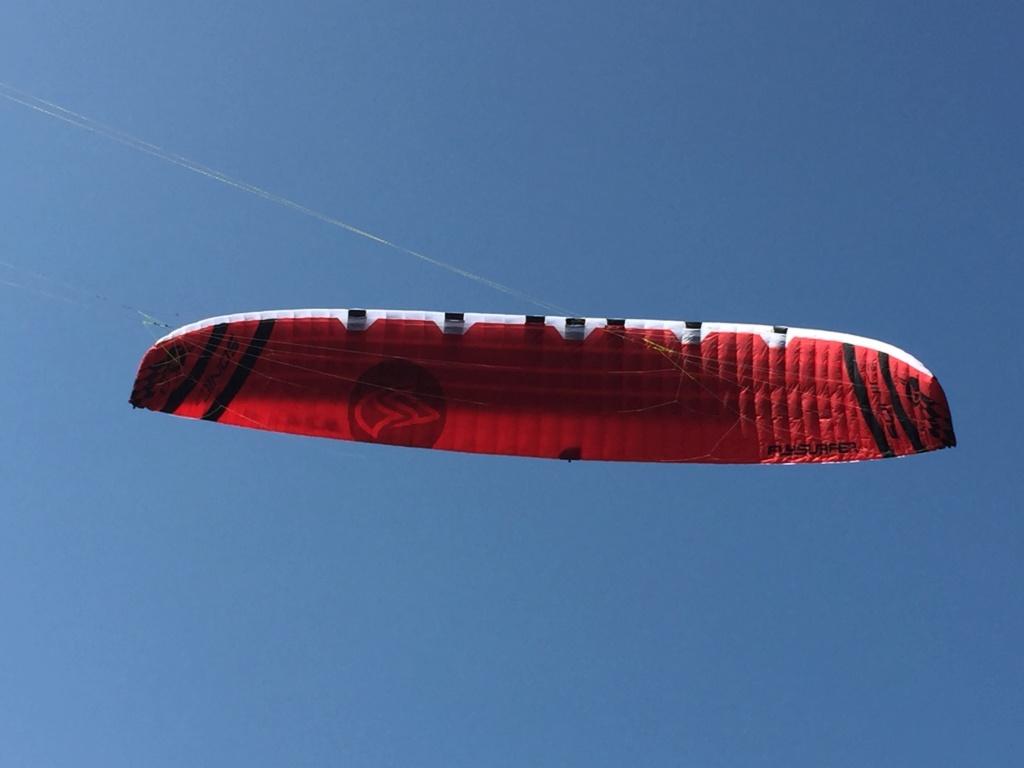 """Flysurfer Sonic 2  13m état """"neuf"""". Img_3711"""