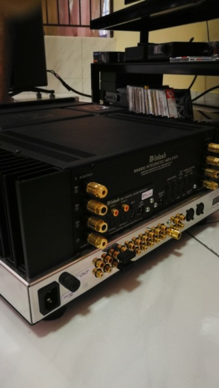 McIntosh MA8900 Integrated Img_2056