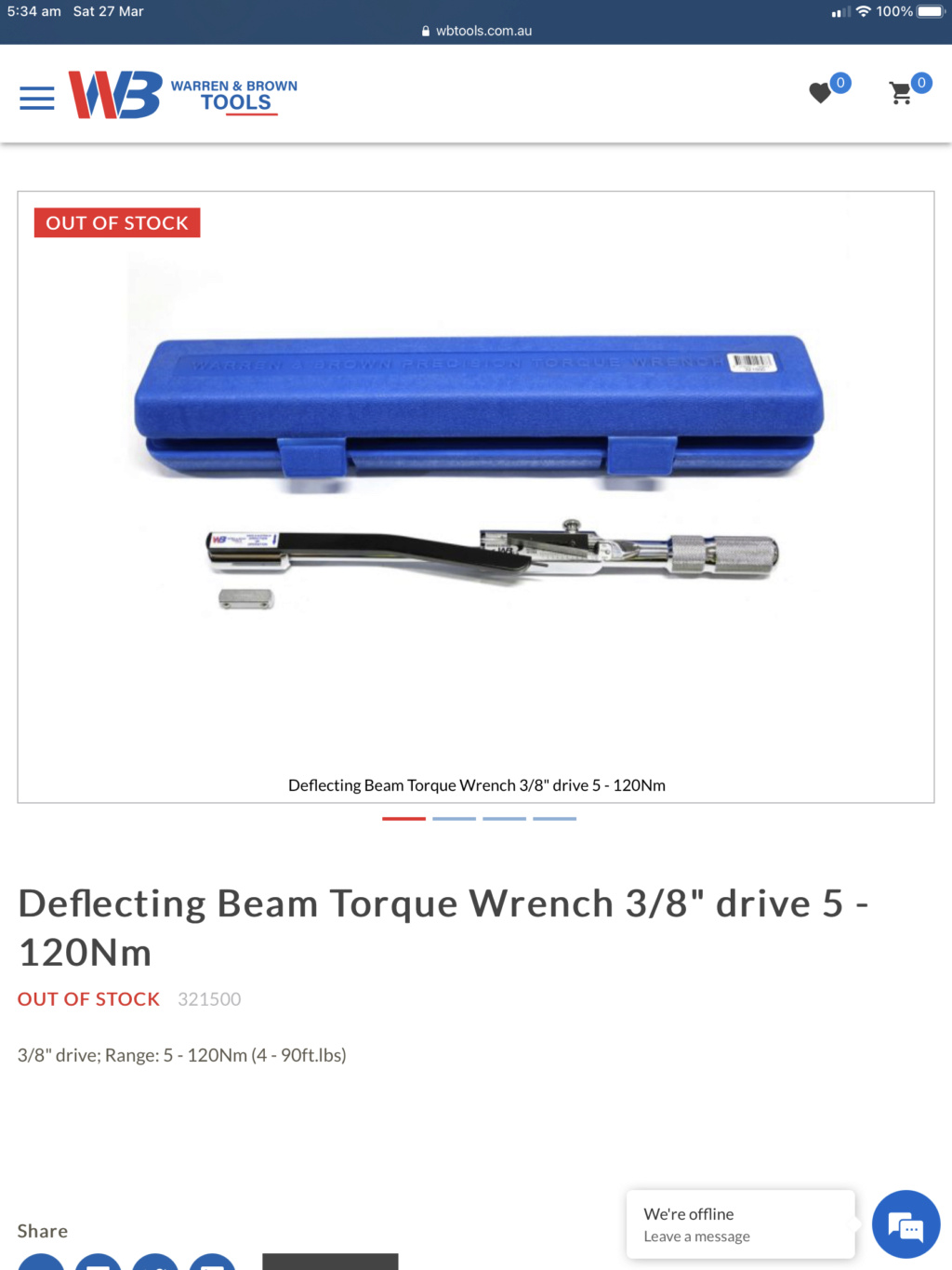 Recommend me a torque wrench. F893c110