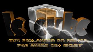 "Event ""THE CUBE"" By Osiris Le_cub11"