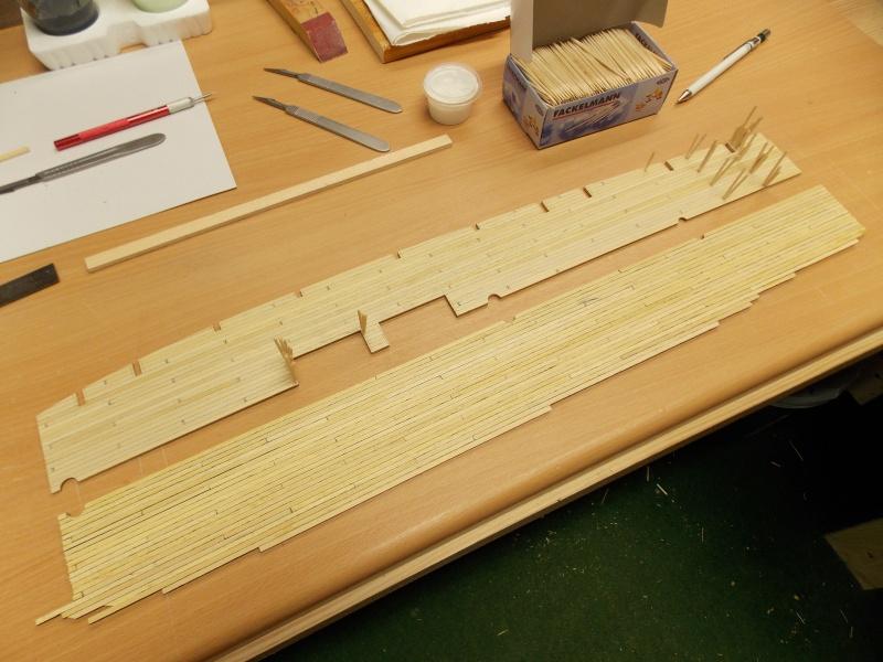 Endriks HMS  SOVEREIGN OF THE SEAS  1:84 - Seite 4 6410