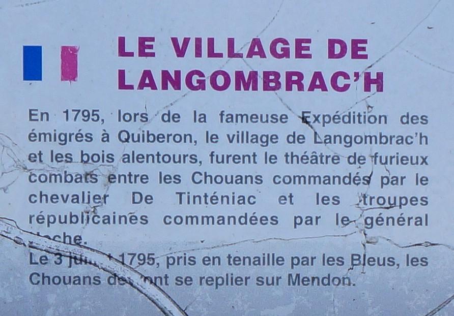 Balade à Langonbrac'h (Commune de Landaul). Langon10