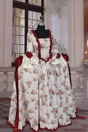 les robes à panier de Marie-Antoinette - Page 3 1d490b11