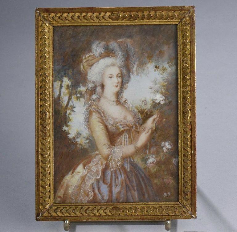 A vendre: portraits de Marie-Antoinette - Page 2 Sans_t15