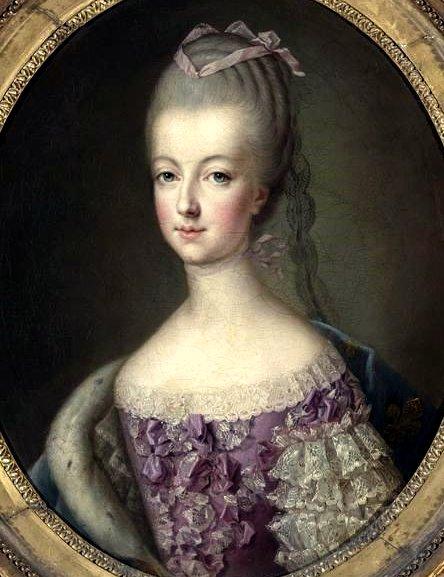 Cheveux de Marie-Antoinette - Page 3 Zdauph10