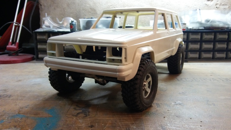 Jeep XJ Cherokee... Enfin! 20160360