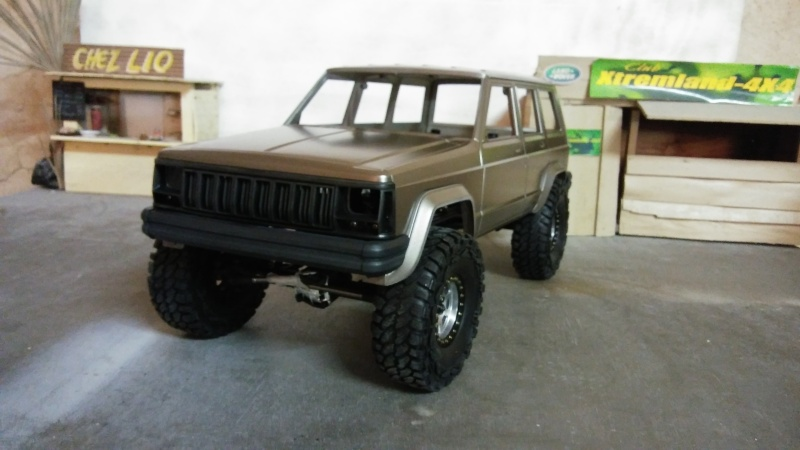 Jeep XJ Cherokee... Enfin! - Page 2 20160362