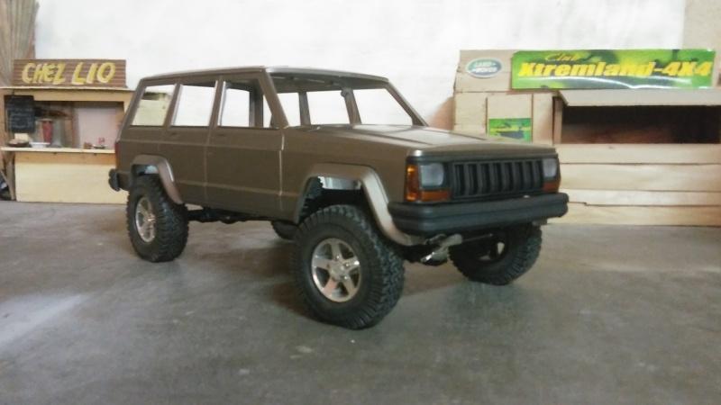 Jeep XJ Cherokee... Enfin! - Page 2 20160376