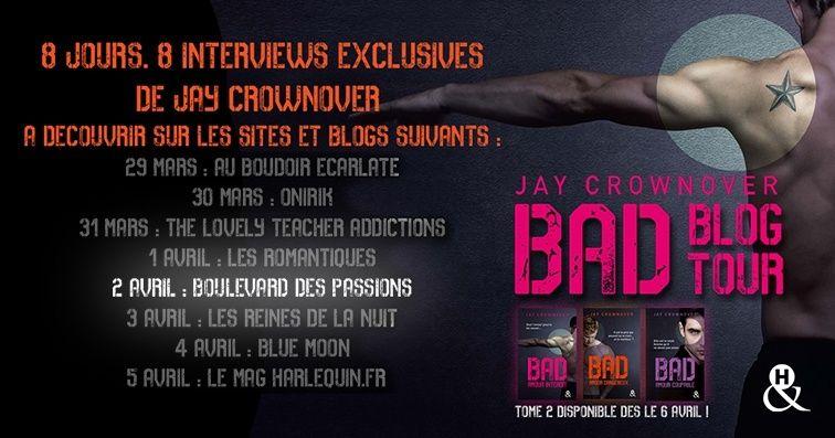 tour - Blog Tour Jay Crownover le 2 avril sur BdP Blog-t10