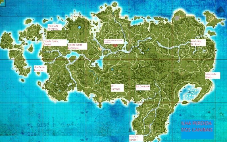 Diário Encontrado - Página 02: Mapa Mapa_d10
